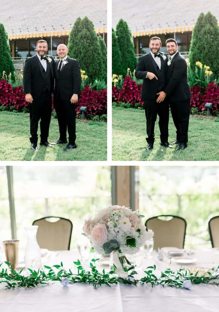 Forest Park Golf Course Wedding, Wedding Party Portraits, St. Louis, MO