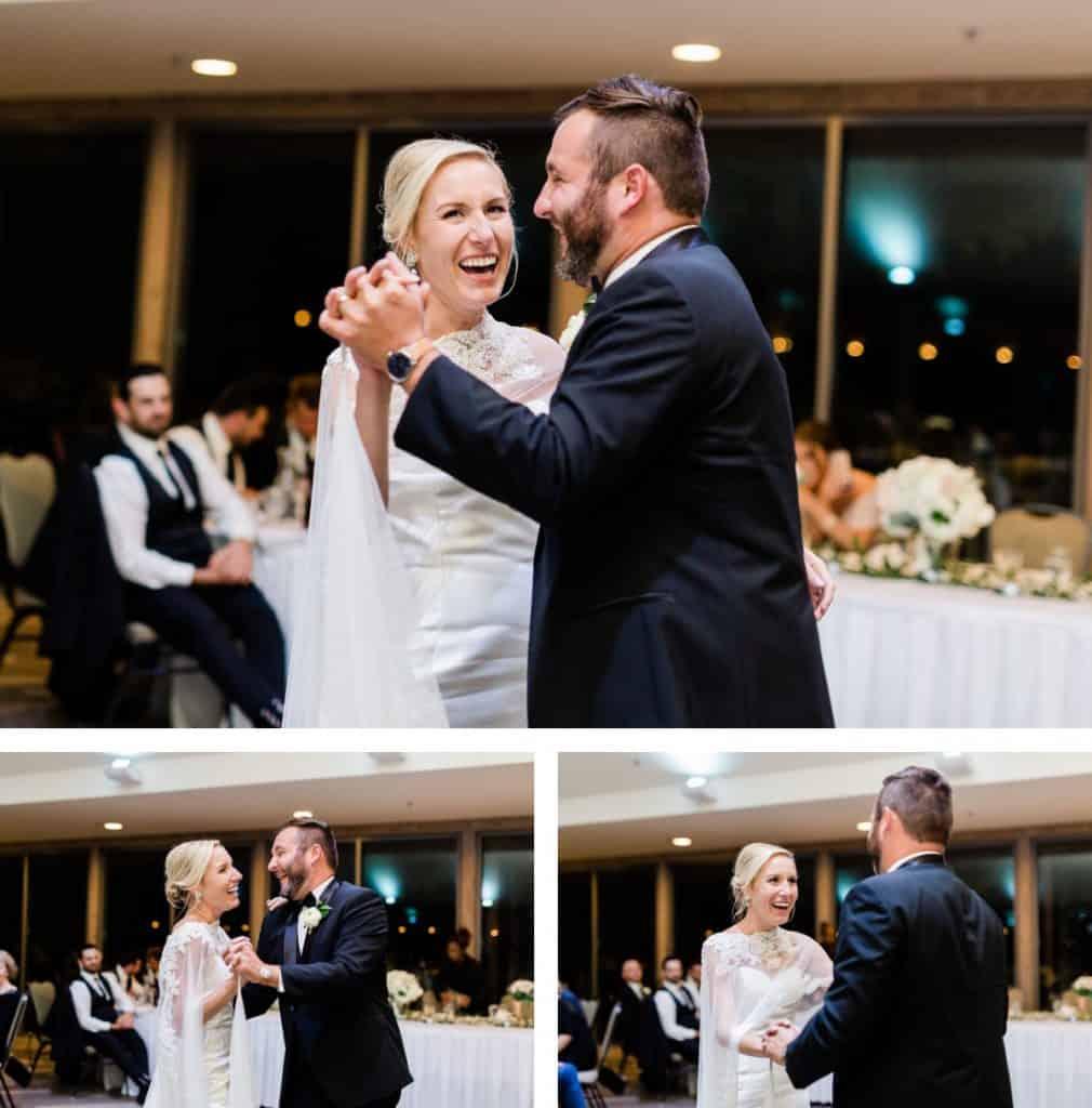 St. Louis Forest Park Golf Course Wedding Reception