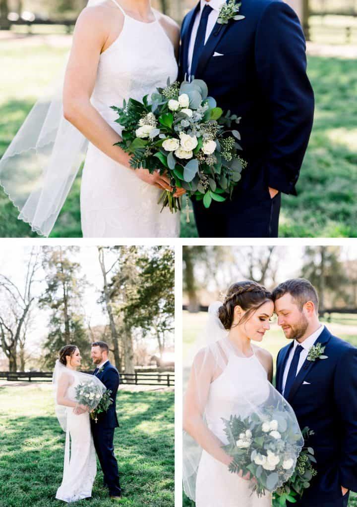 Belle Meade Plantation Wedding in Nashville, TN
