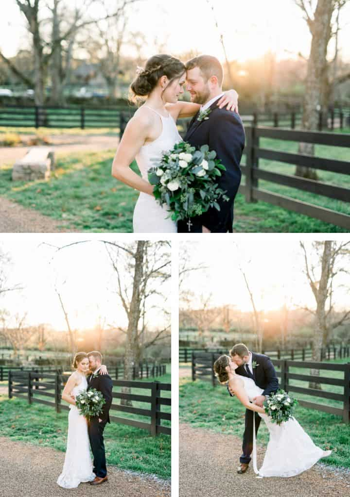 The Harding House at the Belle Meade Plantation Wedding in Nashville, TN