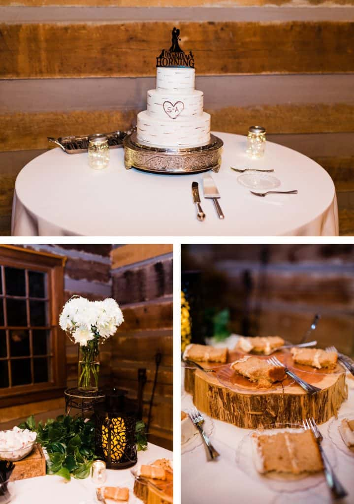 The Hermitage Cabin by the Spring Wedding, Nashville Wedding