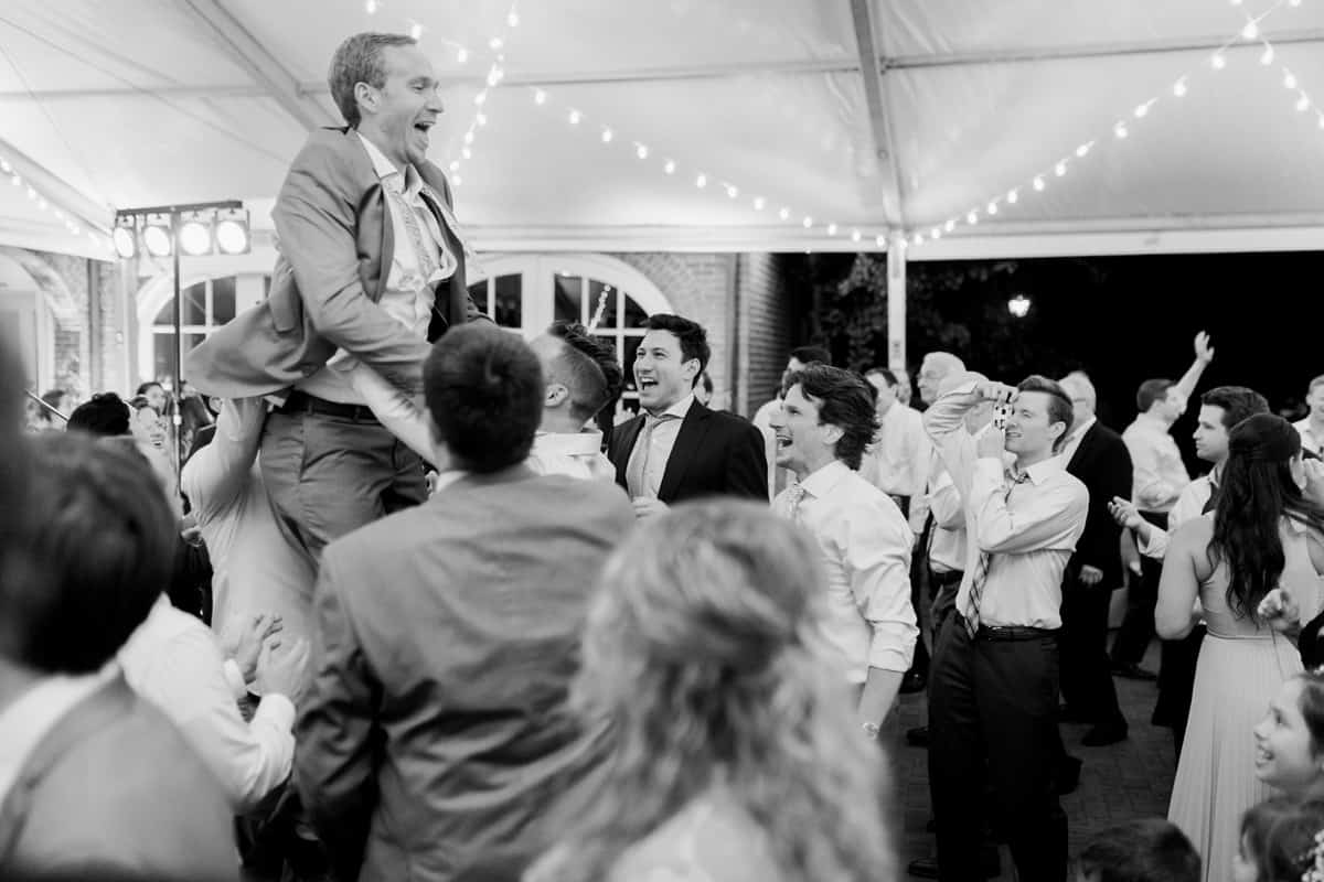 Nashville Cheekwood Botanical Garden Wedding