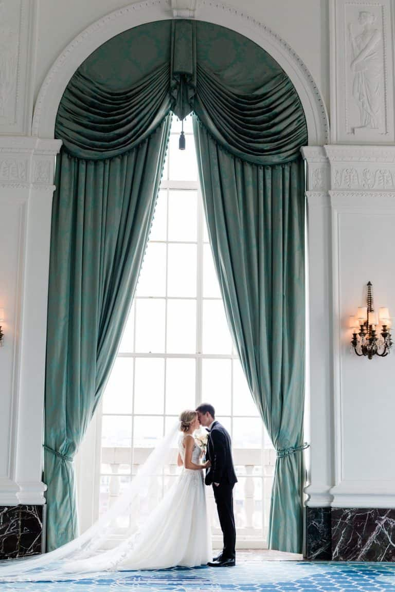 Statler Ballroom Wedding at Marriott St. Louis Grand Hotel