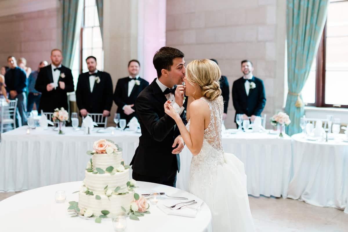 Marriott St. Louis Grand Hotel Statler Ballroom Wedding_0480